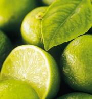 Limetten Etikett