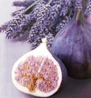 Lavendel Etikett